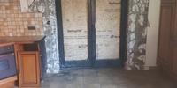 Rénovation d'un toit brûlé à Boninne : exemple de chantier