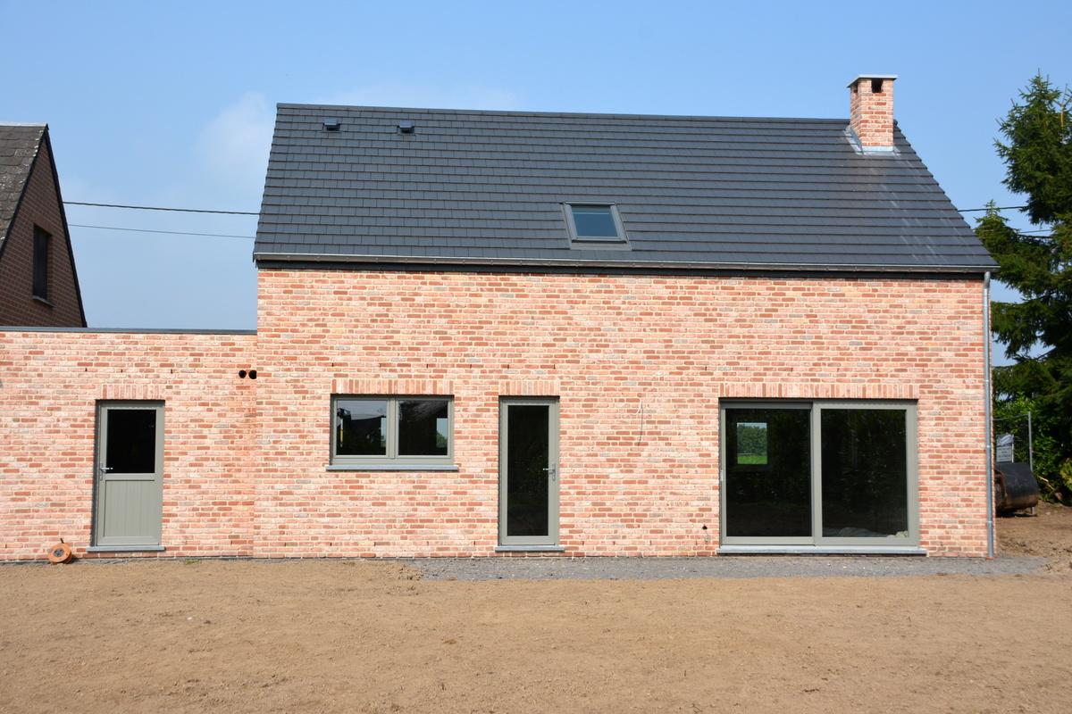 Nouvelle construction mitoyenne saint marc for Nouvelle construction maison