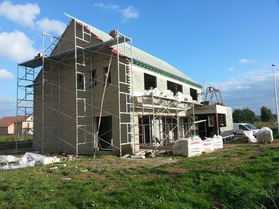 nouvelles constructions Meux