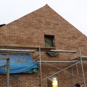 Réparation suite à un dégât incendie - Après